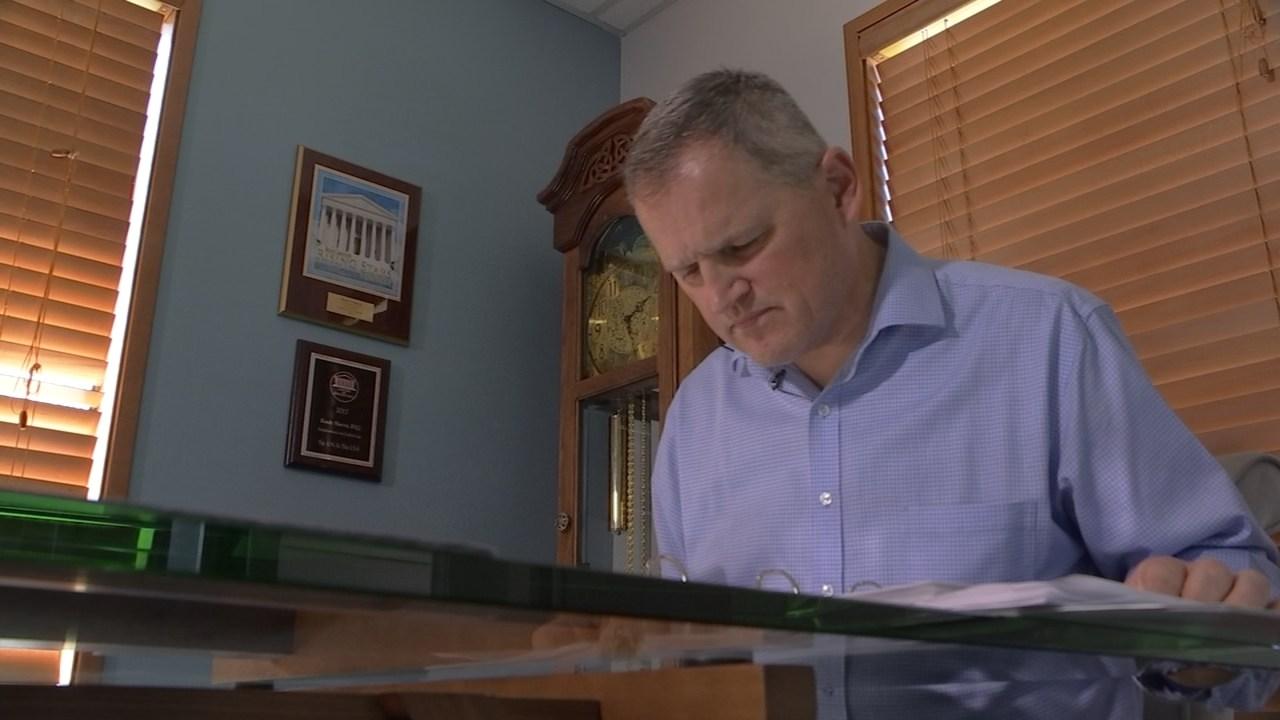 Retired Clackamas County Sheriff's Office Deputy Joel Manley (KPTV)