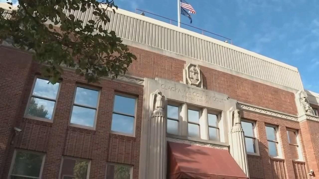 Clackamas County Courthouse (KPTV file image)