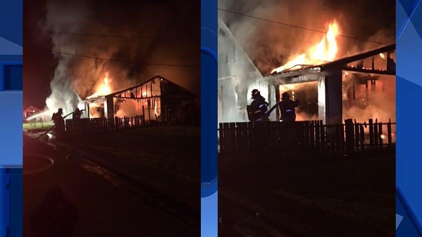 (Images: Cowlitz 2 Fire & Rescue)