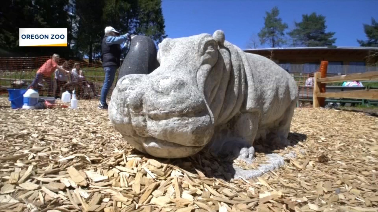 Photo courtesy Oregon Zoo