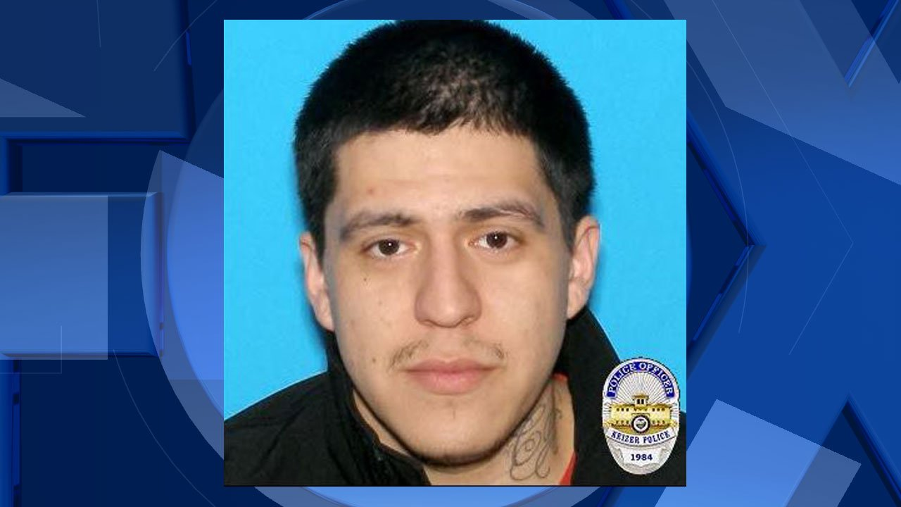 Ryan Joel Carrera (Photo released by Keizer Police Department)