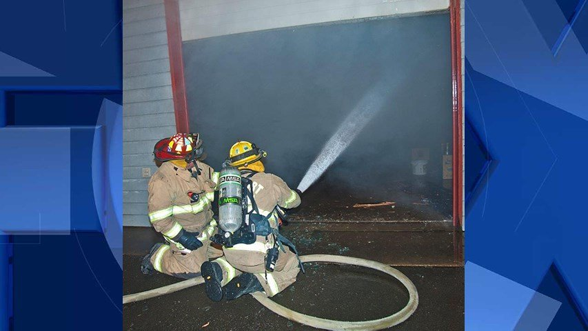 (Image: Newport Fire Department)