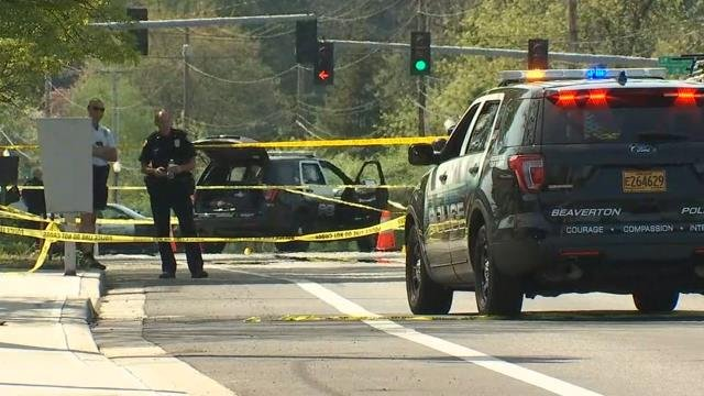 Police: Suspect shot at officers, officers returned fire after standoff in Beaverton