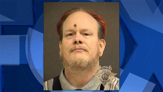 Daniel McNamara, jail booking photo