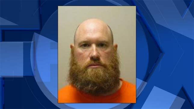 Kyle Jared Wroblewski, jail booking photo