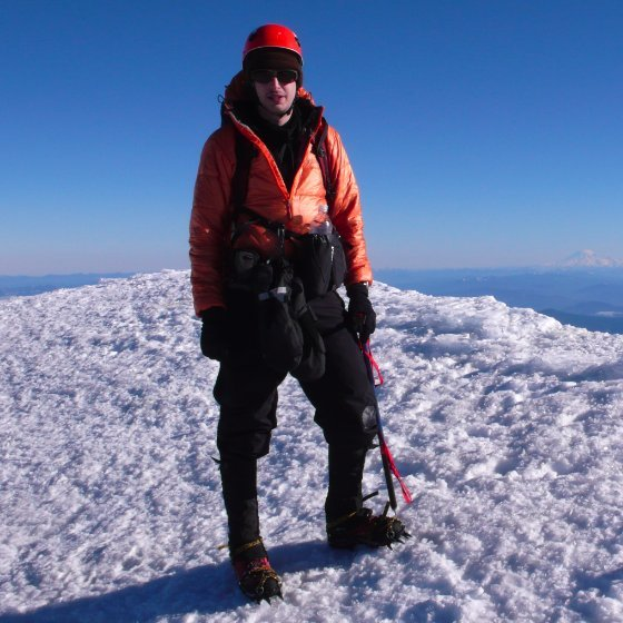 Townsley was an experienced climber who climbed Mt. Hood around a dozen times.