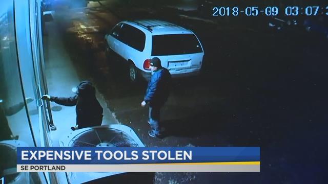 DeWalt tools worth $5,000 stolen during SE Portland burglary