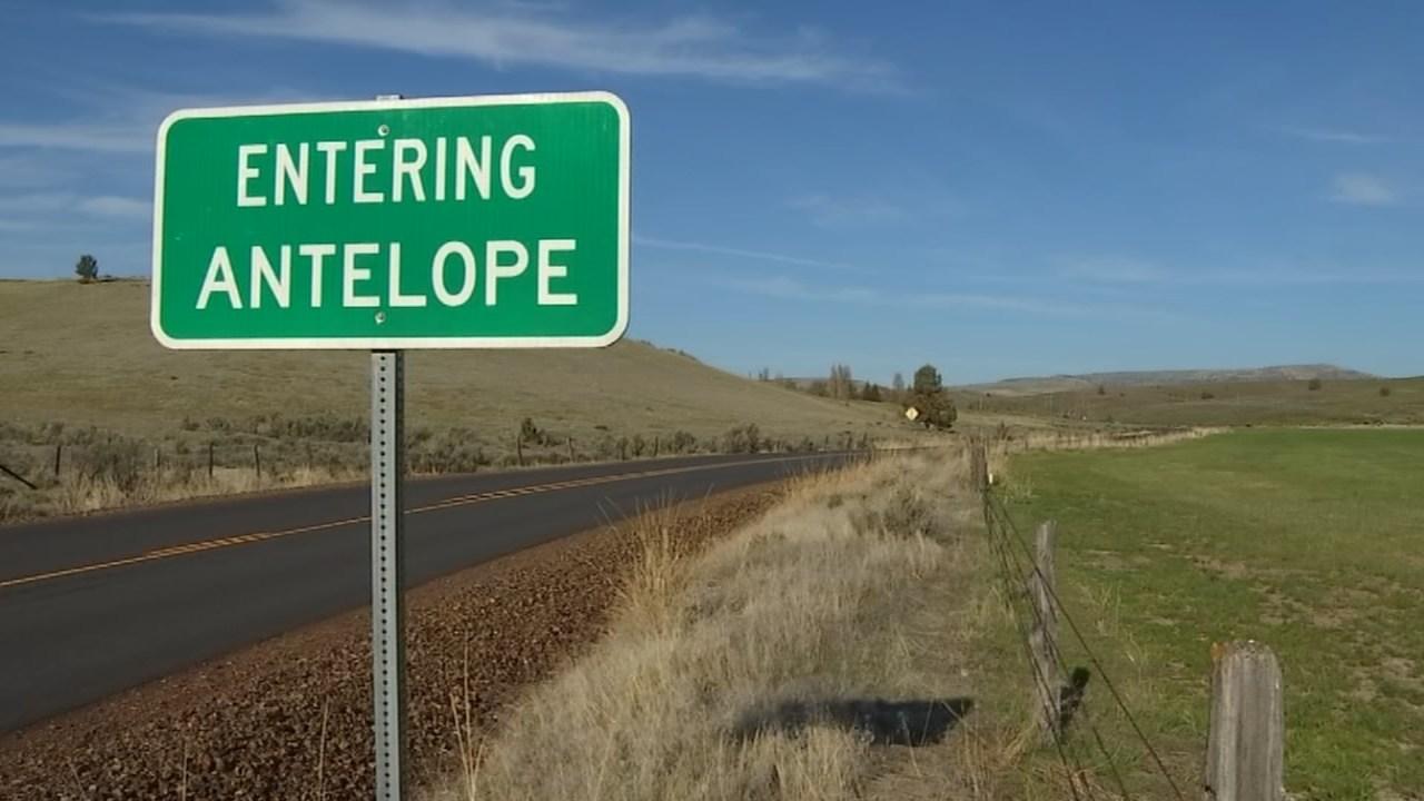 Antelope, Oregon (KPTV)