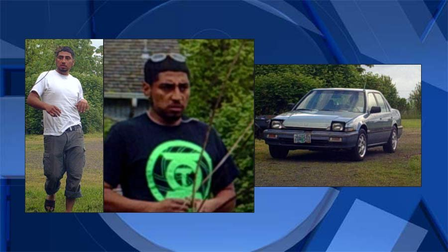 Surveillance images released by Polk County Sheriff's Office.