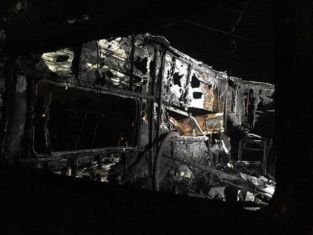 (Image: Longview Fire)