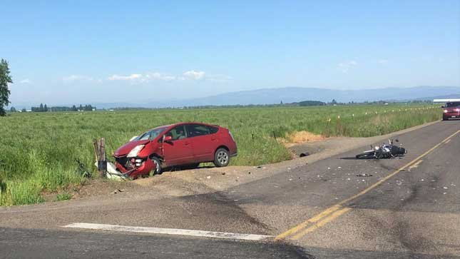Photo provided by Linn County Sheriff's Office.