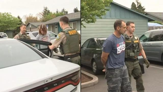 Clackamas Co. deputies arrest mail theft suspect after search in SE Portland