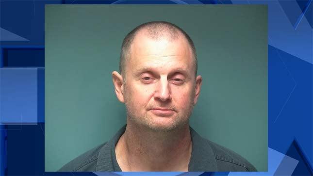 Brandon Grimes, jail booking photo