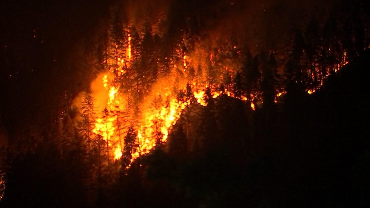 Eagle Creek Fire (KPTV file image)