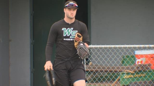 West Salem's one-handed relief pitcher as tenacious as they come