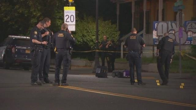 Portland police stepping up patrols in areas affected by gang violence