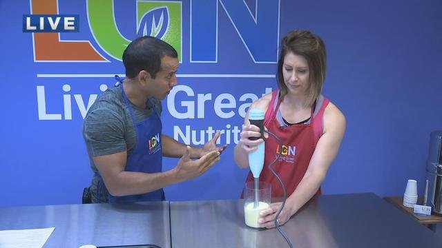 On the Go with Joe at Living Great with Nutrition