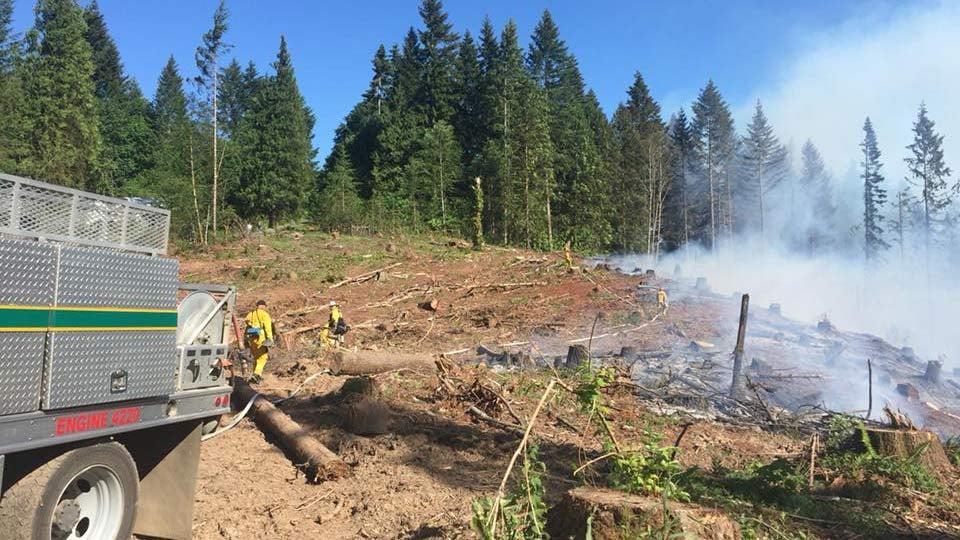 Photo: Columbia River Fire & Rescue