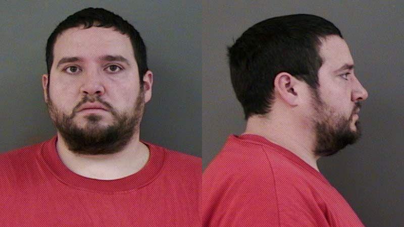 Jason Allen Garlinghouse, jail booking photo