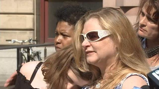 Wife of man killed by Portland police files federal lawsuit