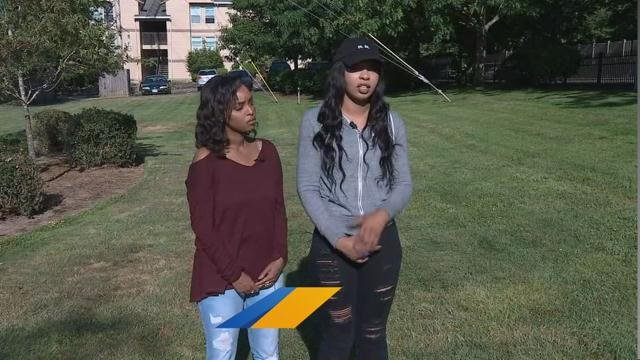 Young women targeted in MAX attack speak out, thank men who stepped in to help