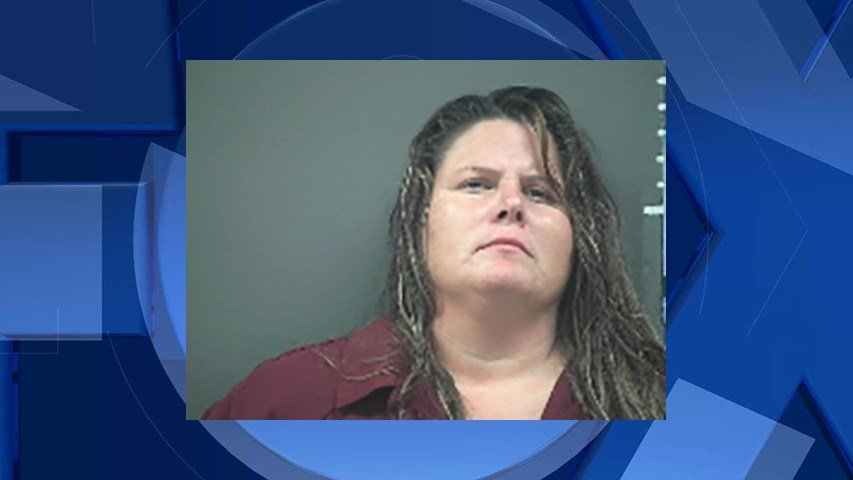 Nemoria Lynn Villagomez, booking photo (Image: Lincoln County Jail)