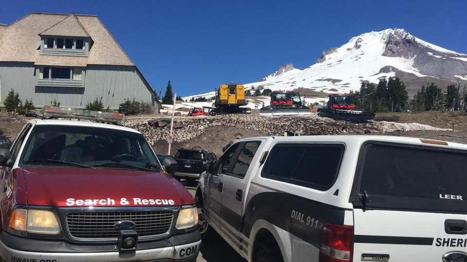 Photo: Mountain Wave Search & Rescue