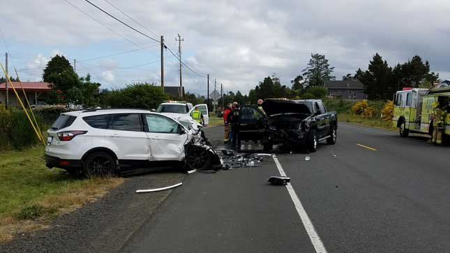 Photo provided by Oregon State Police.