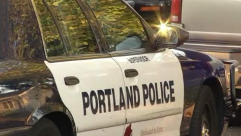 Portland Police Disperse Crowds at Patriot Prayer Event