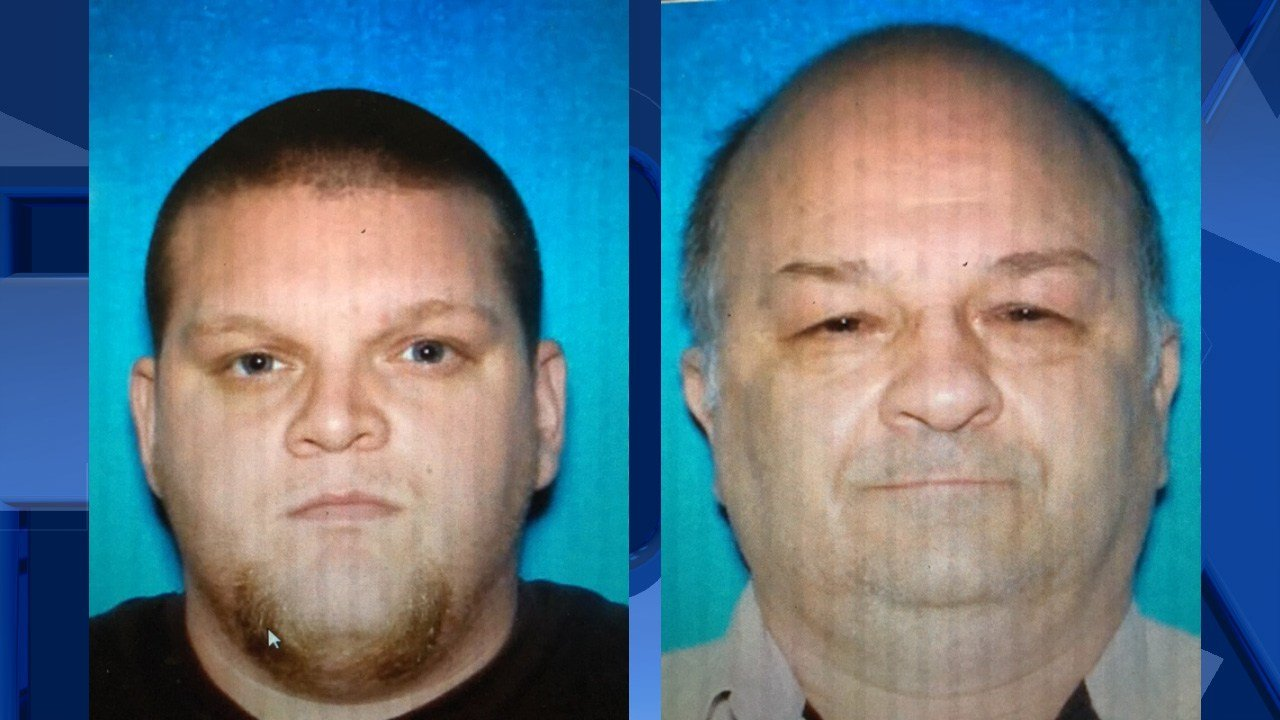 """Josh and Corbin """"Stacy"""" Cox (Images: Marion County Sheriff's Office)"""