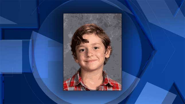 Photo of Grady Troyer provided by Imber School District 11. Photo of Cash Troyer was not available.