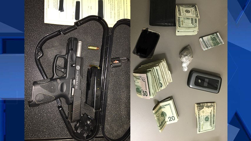 Evidence recovered during the three-day sweep (Image: Portland Police Bureau)