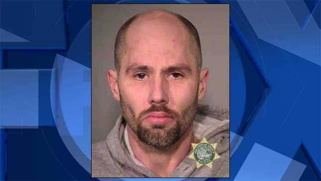 Timothy Walter Schmidt, jail booking photo