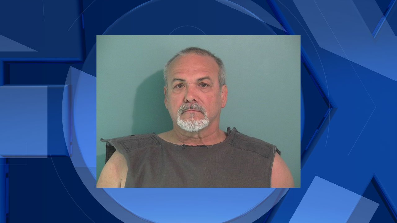 Dennis Sarver (Photo released by Polk County Sheriff's Office)