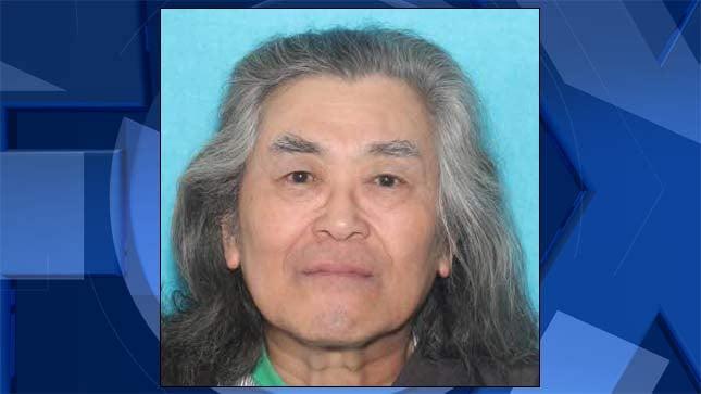 Kenneth J. Okazaki (Photo released by Portland police)