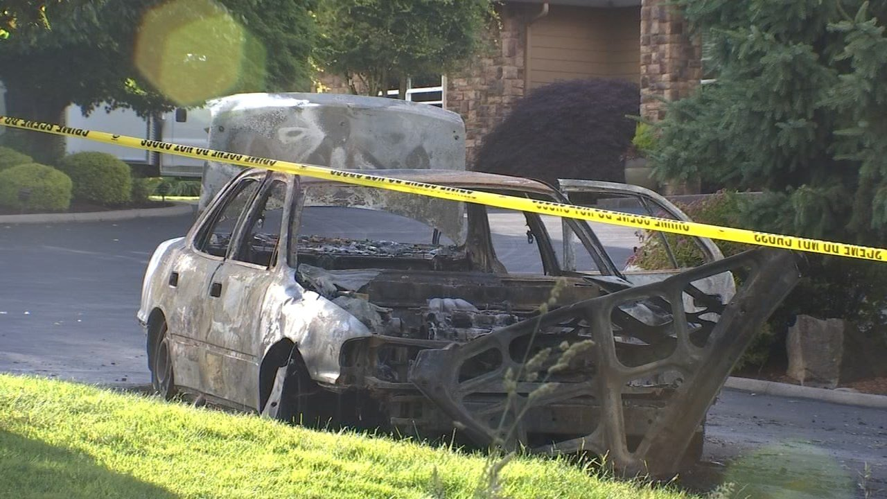 Ridgefield crime scene (KPTV)