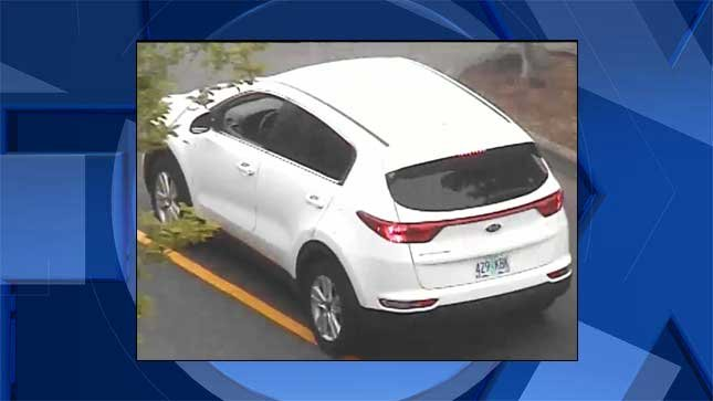 Detectives believe Devranos and Collins are connected to the theft of a 2018 white Kia Sportage. (Photo: PPB)