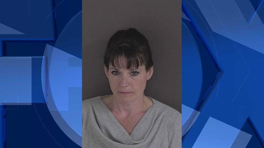 Brandi Aston, booking photo (Image: Linn County Jail)