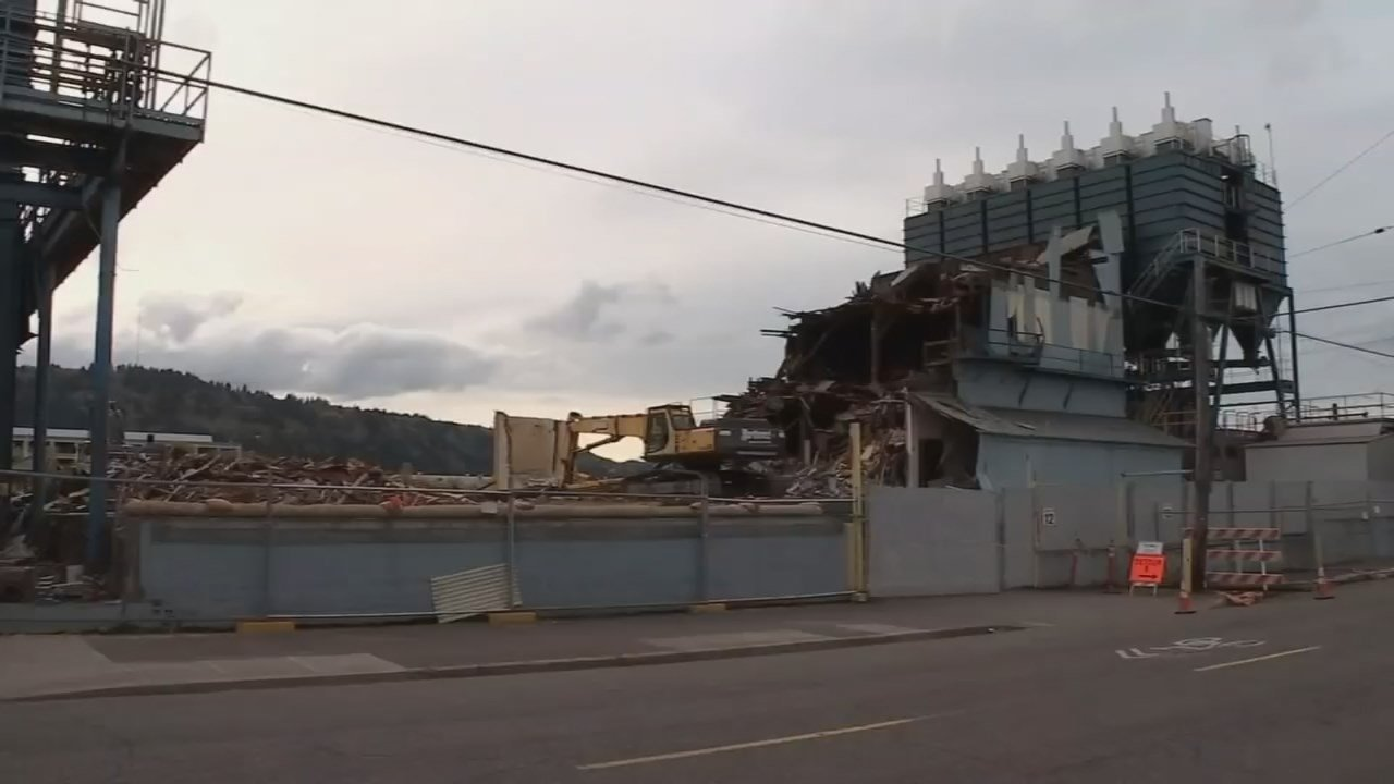 ESCO site in northwest Portland (KPTV)