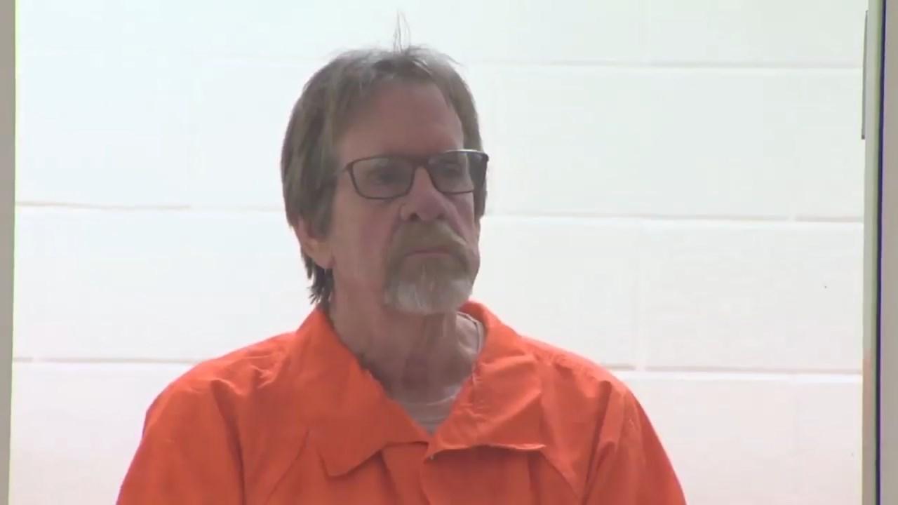 John P. Gilbreath in court Friday (KPTV)