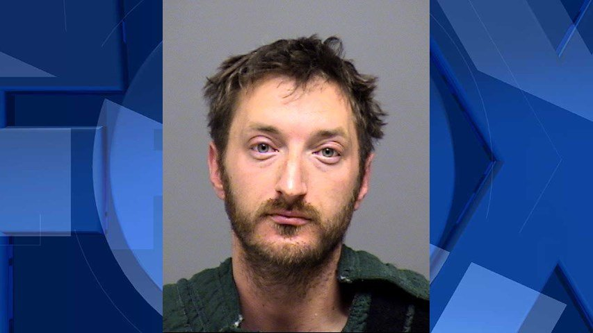 Shane Bremer, booking photo (Image: Clackamas County Sheriff's Office)