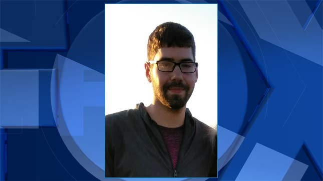 Shooting victim Barak Rosen (Photo released by Portland Police Bureau)