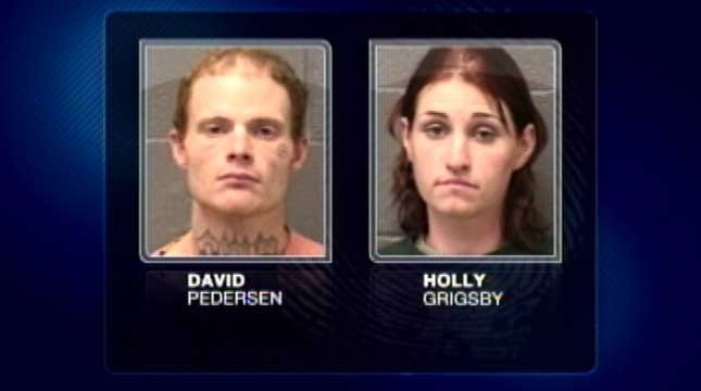 David Pedersen and Holly Grigsby went on a West Coast killing spree, according to authorities.