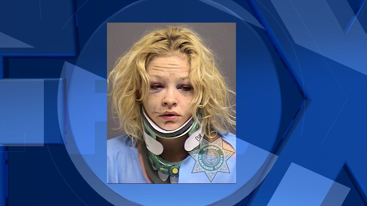 Perry booking photo (Clackamas Co. Sheriff's Office)