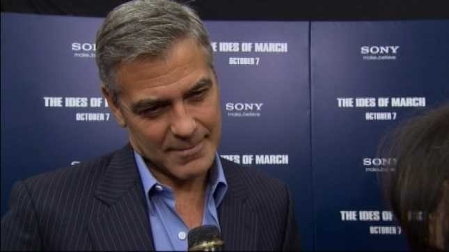 George Clooney arrested in protest at Sudanese Embassy - KPTV - FOX 12