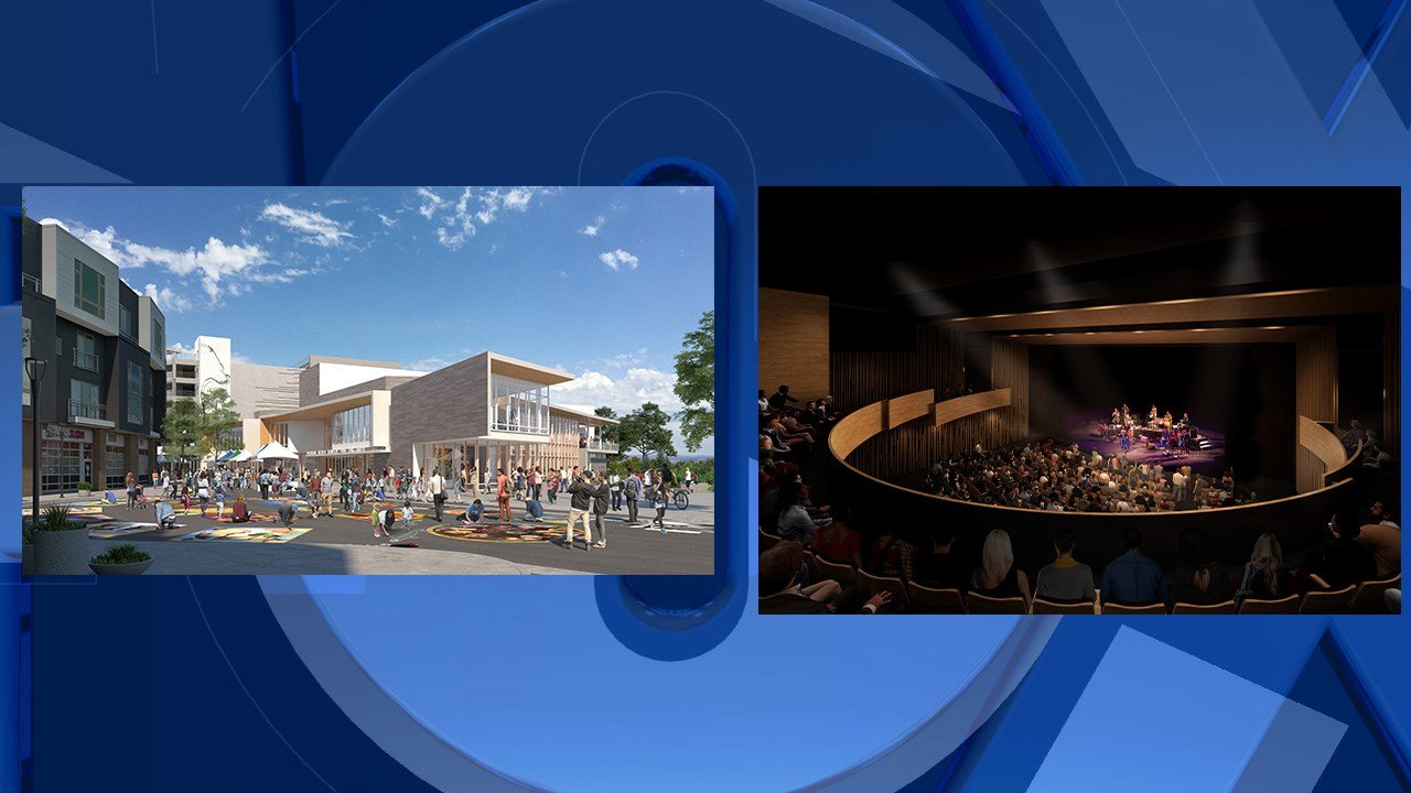 Facility renderings (Images from Beaverton Arts Foundation)