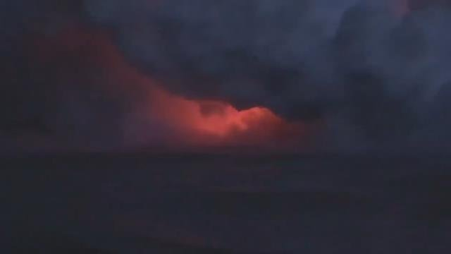 Beaverton couple hit by lava while on Hawaiian tour boat