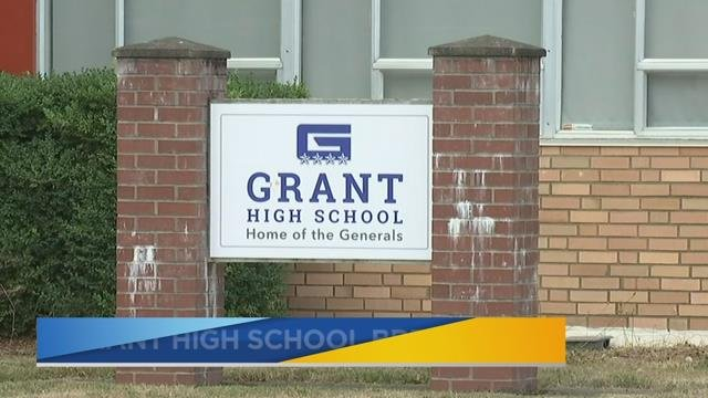 Police: Three arrested after vandalizing, breaking into temporary Grant HS site