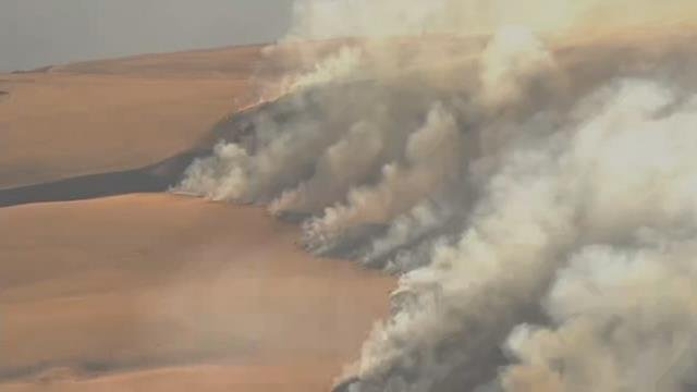 Substation Fire has burned nearly 80,000 acres, now 82 percent contained