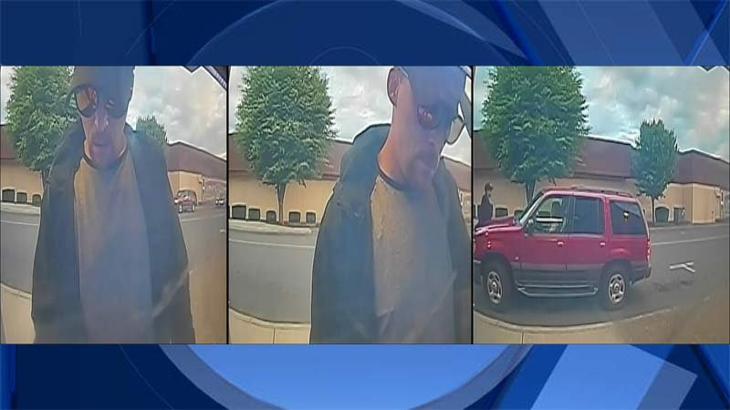 Surveillance images released by Oregon State Police